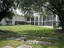 Cemetery Plots-Flagler Memorial Park, Miami, FL