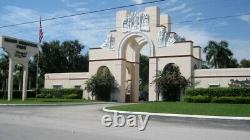 Cemetery Plots-Miami Memorial Park, Miami, FL