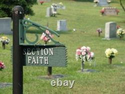 Cemetery Plots Mountain View Park, Marietta, Ga