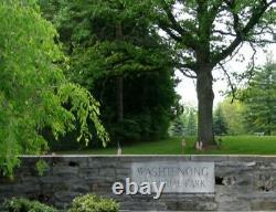 Cemetery Plots Washtenong Memorial Park quite and peaceful $800 EACH