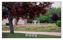 Cemetery Plots, four adjacent plots at Gracelawn Memorial Park in Auburn, ME