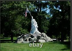 Cemetery plot in beautiful Knollwood Memorial Park, Canton, Massachssetts