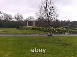 Cemetery plots, 2, complete package, Roosevelt Mem. Park, Trevose, PA Best offer