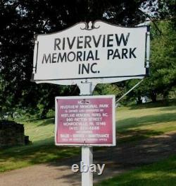 Cemetery plots Riverview Memorial Park