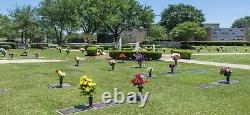 Companion Burial Plots PLUS Headstone, Cook-Walden Capital Parks, Austin, Texas