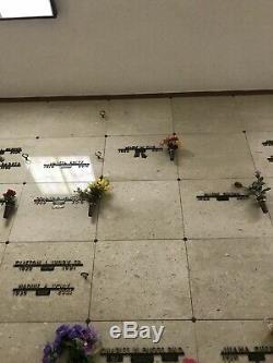 Double Capacity Crypt @ Inglewood Park Cemetery, Inglewood, CA