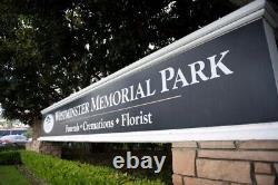 Double Interment PLOT, Westminster Memorial Park, CA (Angel Fall)