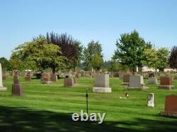 Evergreen Park Cemetery Plots in Evergreen Park, Illinois