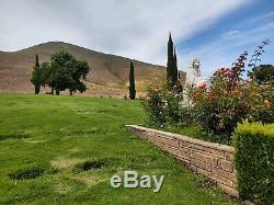 FOUR (4) CEMETERY PLOTS Riverside California PIERCE BROS CRESTLAWN MEMORIAL PARK