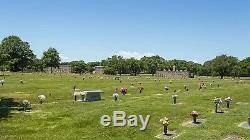 FOUR (4) Cemetery Burial Plots Rosewood Memorial Park Virginia Beach, VA, 23462