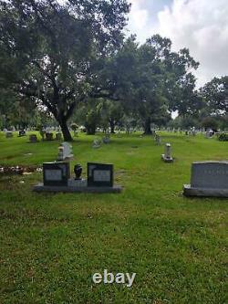 Forest Park Cemetery Plots 4 $12,000 (Houston)
