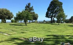 Green Hills Memorial Park Internment For Two Plot Rancho Palos Verdes