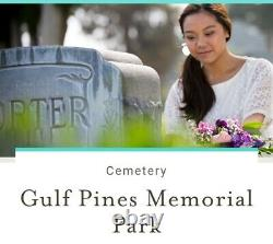 Gulf Pines Memorial Park Veterans Garden Cemetery Plots Englewood Florida