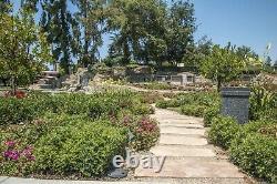 Lakewood Memorial Park Burial Plot Restland Garden Section Modesto Hughson