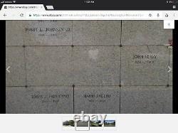 Long Island Washington memorial park mt. Sinai double mausoleum crypt