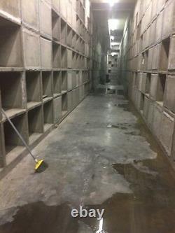 Mausoleum Crypt Double Capacity Inglewood Park Cemetery