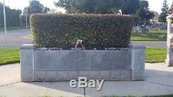 Niche for Two, East Lawn Memorial Park, Elk Grove, CA