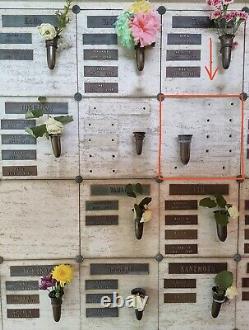 Oak Hill Memorial Park San Jose Japanese Columbarium Cremation Niche