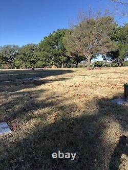 One Beautiful Burial Plot / Space Laurel Land Memorial Park Fort Worth, Texas
