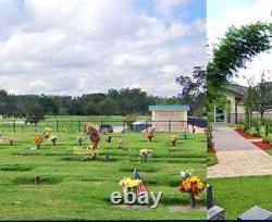 One Cemetery plot Serene location Well maintained Glen Haven in Winter Park, FL