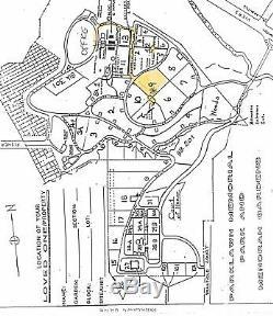 Parklawn Memorial Park- 4 Burial Lots Menorah Gardens Rockville MD Cemetery