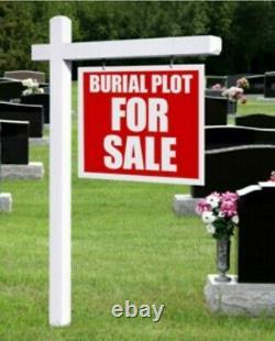 Restlawn Park Cemetery In Avondale Louisiana 1 Lawn Lot Allows 3 Burials