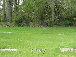 SUNSET MEMORIAL PARK 2 plots- Old Section 31- Lot 218 Graves 1 & 2