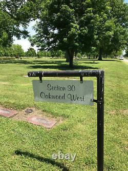 Single Cemetery Plot Memorial Park Cemetery Tulsa, OK