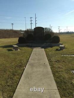 Single Cemetery Plot in Highland Park Cemetery in NE Ft Wayne Price Drop