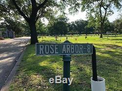 Sunset Memorial Park (San Antonio, TX) Burial Plots
