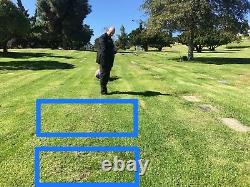 TWO Side By Side Burial Plots for SALE El Camino Memorial Park and Mortuary