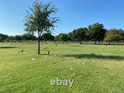 Two Burial Plots/ Space Laurel Land Memorial Park Fort Worth, Texas
