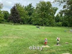Two Burial Plots at Meadowridge Memorial Park, Dorsey Road, Baltimore, MD