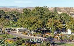 Two Cemetary Plots For Sale Eternal Valley Memorial Park, Newhall, CA