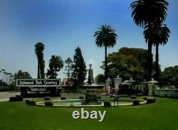 Two Cemetery Lots Inglewood Park Cemetery Inglewood, California BEST OFFER