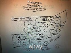 Two Cemetery Plots Westhampton Memorial Park Richmond, Virginia $5500