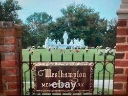 Two Cemetery Plots Westhampton Memorial Park Richmond, Virginia $7500