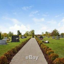 Two Cemetery Plots in Ridgewood Memorial Park, Des Plaines, IL $2650 each