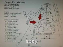 Two Cemetery plots (side by side) for sale at Georgia Memorial Park