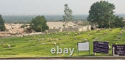 Vista Verde Memorial Park Rio Rancho NM 3 Cemetery Plots Available