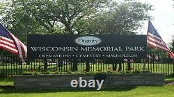 Wisconsin Memorial Park Gravesite Located in Beautiful Brookfield, Wisconsin